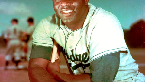 <p>               FILE - In this 1952 file photo, Brooklyn Dodgers baseball player Jackie Robinson poses. Forced from the field by the new coronavirus, Major League Baseball is moving its annual celebration of Jackie Robinson online. The Jackie Robinson Foundation is launching a virtual learning hub to coincide with the 73rd anniversary Wednesday, April 15, 2020, of Robinson breaking the major league color barrier. (AP Photo/File)             </p>
