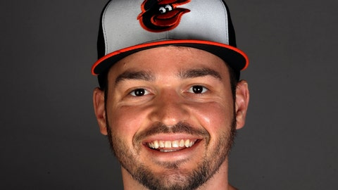 "<p>               FILE - This is a 2020 file photo showing Trey Mancini of the Baltimore Orioles baseball team. Orioles outfielder Trey Mancini is undergoing chemotherapy for Stage III colon cancer and expects to miss the 2020 season if major leaguers return this summer. Mancini had the malignant tumor removed shortly before turning 28 on March 18. He has been undergoing chemotherapy since April 13. Writing in the first person for The Players Tribune, Mancini saïd, ""My treatment will take six months — every two weeks for six months. If baseball returns in 2020, it will probably be without me."" (AP Photo/John Bazemore, File)             </p>"