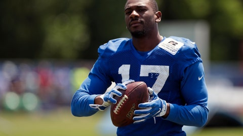 <p>               FILE - In this July 25, 2019, file photo, Indianapolis Colts wide receiver Devin Funchess (17) runs a drill during practice at the NFL team's football training camp in Westfield, Ind. The Green Bay Packers have signed wide receiver Devin Funchess as he tries to bounce back from an injury-shortened 2019 season. Funchess played for the Indianapolis Colts last year but went on injured reserve after breaking his collarbone in a season-opening 30-24 loss to the Los Angeles Chargers. (AP Photo/Michael Conroy, File)             </p>