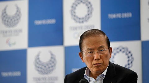 <p>               FILE - In this June 11, 2019, file photo, Toshiro Muto, CEO of the 2020 Tokyo Olympics organizing committee, listens to questions from the media during a news conference in Tokyo. As the virus spreads Muto acknowledged he can't guarantee the games can go forward next year. The Olympics were postponed last month with a new opening just under 16 months away. (AP Photo/Jae C. Hong, File)             </p>