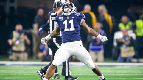 Dallas Cowboys — Micah Parsons, LB, Penn State (12)