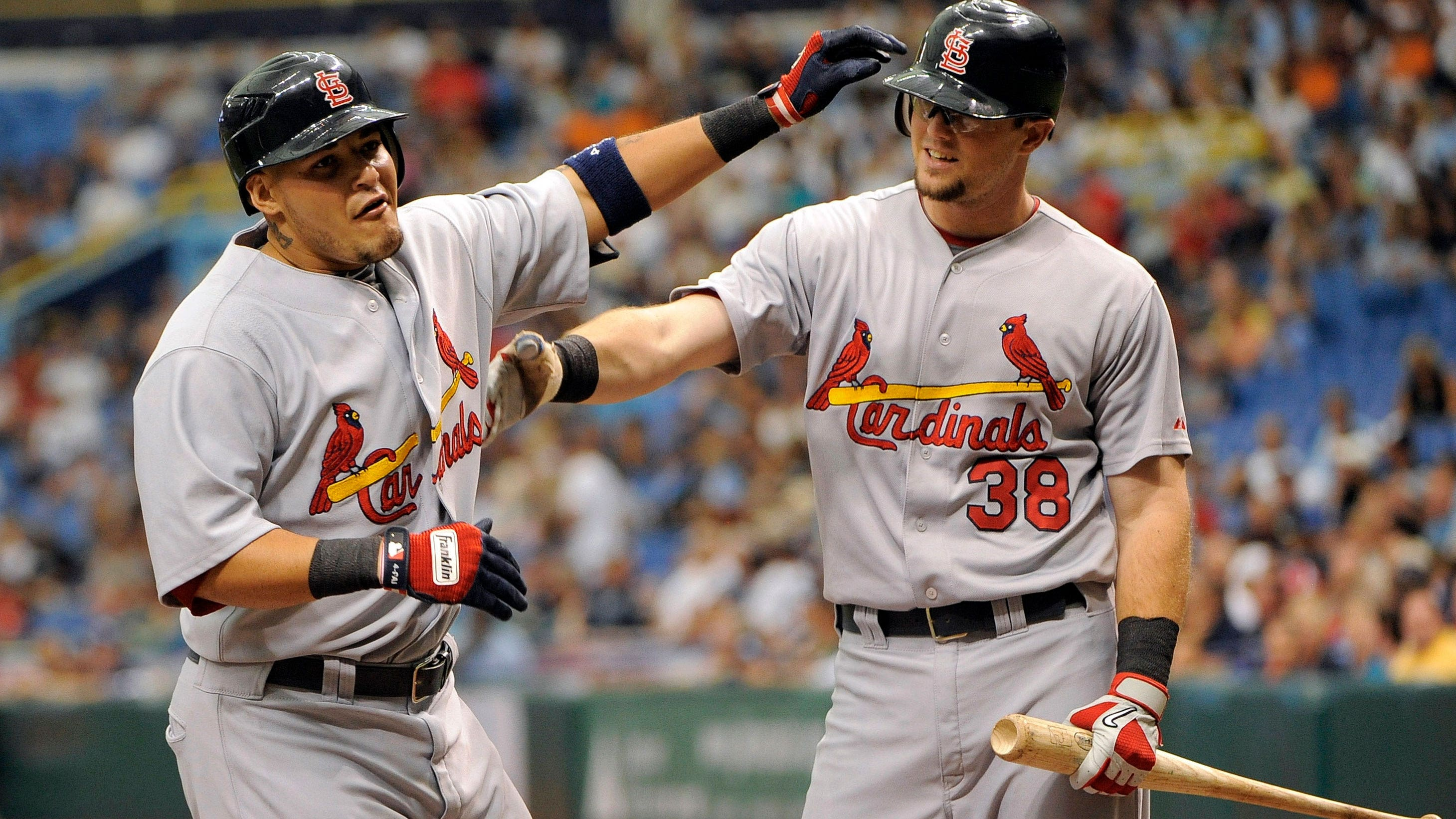 Ex-Cards 1B Mark Hamilton finishing med school just in time to ...
