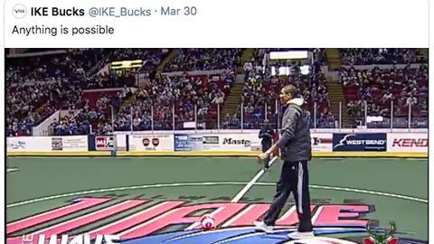 Giannis Antetokounmpo, Bucks forward