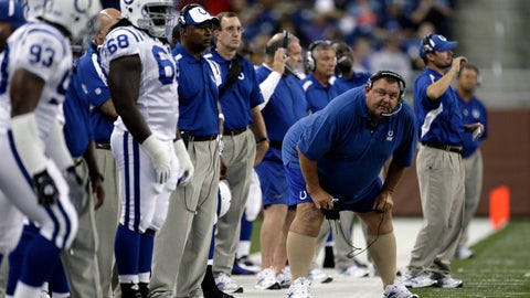 <p>               WAITING FOR VERIFICATION- DO NOT MOVE - FILE In this Aug. 29, 2009, file photo, Indianapolis Colts defensive line coach John Teerlinck, front right, looks on during the first quarter of a exhibition NFL football game against the Detroit Lions in Detroit. Longtime NFL assistant coach Teerlinck has died. He was 69. Colts owner Jim Irsay made the announcement in a Twitter post Sunday, May 10, 2020. (AP Photo/Paul Sancya, File)             </p>