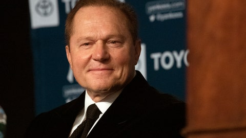 <p>               FILE - In this Dec. 18, 2019, file photo, sports agent Scott Boras listens as Gerrit Cole is introduced as the newest New York Yankees player during a baseball media availability in New York. Boras recommends his clients refuse Major League Baseball's attempt to cut salaries during negotiations with the players' association, claiming team financial issues caused by the coronavirus pandemic have their origin in management debt financing. (AP Photo/Mark Lennihan, File)             </p>