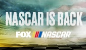NASCAR Returns this Sunday