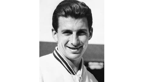 <p>               FILE - In this July 2, 1958, file photo, Ashley Cooper of Australia is shown after winning his match against Neale Fraser in a semifinal match at the All-England Tennis Championships at Wimbledon. Cooper, who won four Grand Slam singles titles including the Australian, Wimbledon and U.S. championships in 1958, has died. He was 83. Tennis Australia said Friday, May 22, 2020, that the former No. 1-ranked player and long-time administrator had died after a long illness. (AP Photo/File)             </p>