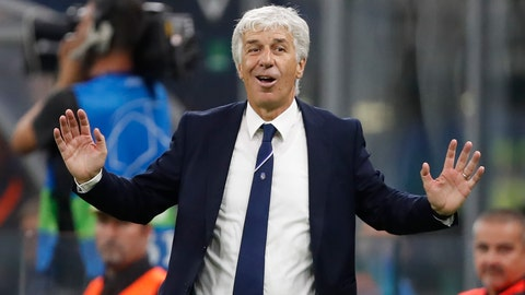 <p>               FILE - In this  Tuesday, Oct. 1, 2019 file photo, Atalanta coach Gian Piero Gasperini gives instructions during the Champions League group C soccer match between Atalanta and Shakhtar Donetsk at the San Siro stadium in Milan, Italy. Gasperini says he had the coronavirus and was concerned for his life mid-March. Gasperini tells the Gazzetta dello Sport that he started feeling sick on March 9, a day before Atalanta played at Valencia in the second leg of the Champions League round of 16. (AP Photo/Antonio Calanni, File)             </p>