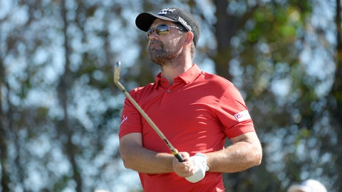 """<p>               FILE - In this file photo dated Saturday, Dec. 7, 2019, Padraig Harrington tees off on the eighth hole during the first round of the Father Son Challenge golf tournament in Orlando, USA. European captain Padraig Harrington said Friday May 15, 2020, that golf might have to """"take one for sport"""" and stage the Ryder Cup without fans at Whistling Straits in September, accepting that it will be """"diminished"""" because of the coronavirus pandemic. (AP Photo/Phelan M. Ebenhack, FILE)             </p>"""