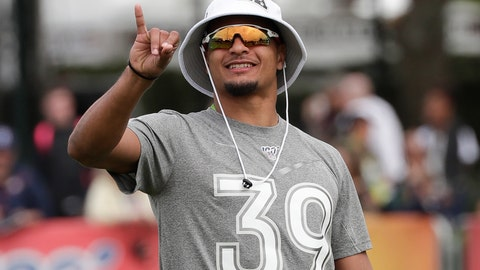 <p>               FILE - In this Jan. 23, 2020, file photo, Pittsburgh Steelers NFL football player Minkah Fitzpatrick gestures during practice for the Pro Bowl in Kissimmee, Fla. Fitzpatrick isn't sure when he'll get a chance to be around his teammates again. In a weird way though, the potentially chaotic schedule that lies ahead for the NFL could be a boon to the Steelers, who bring back 10 starters on a defense that finished fifth in the league last season. (AP Photo/John Raoux, File)             </p>