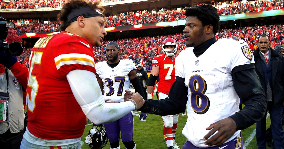 Chiefs, Ravens schedule breakdown: Champs catch a break, top contenders get easy first half (VIDEO) thumbnail