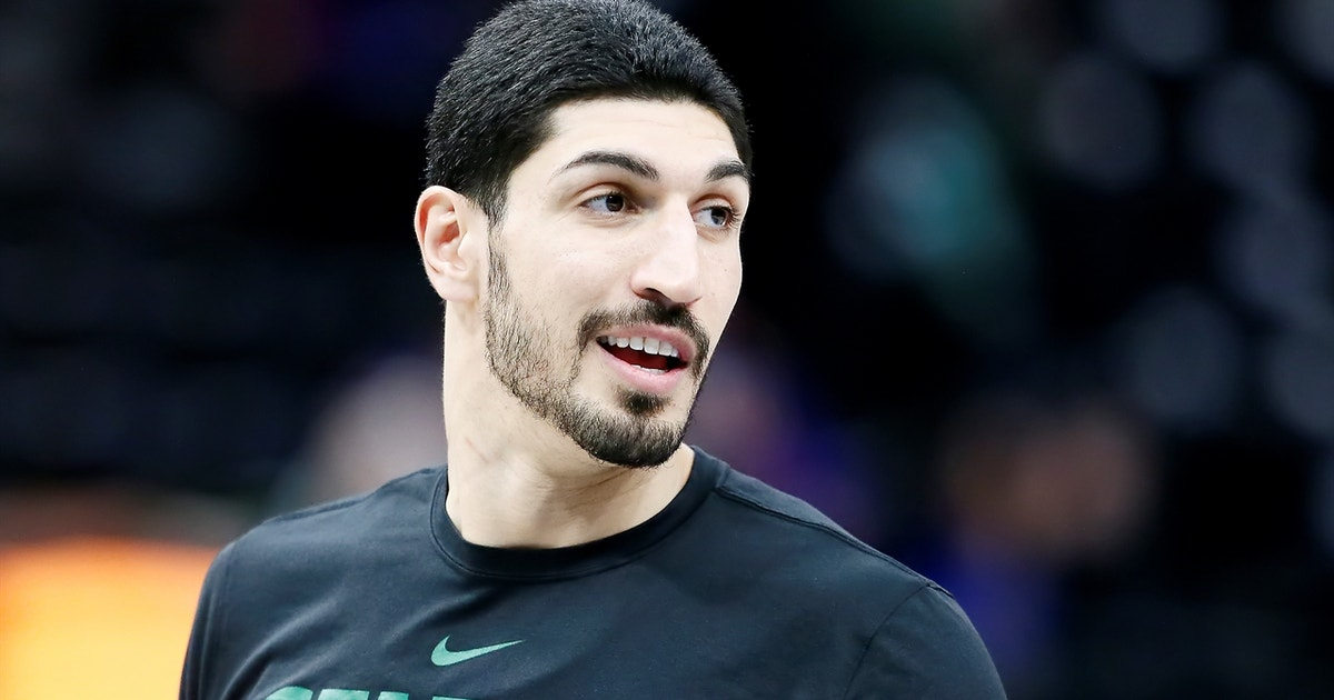 Celtics' Enes Kanter is ready for the NBA's return: 'I want to compete' (VIDEO)