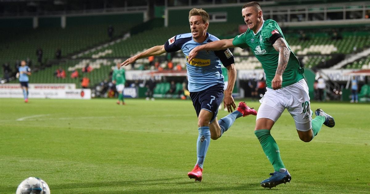 Monchengladbach battles to disappointing nil-nil draw vs underwhelming Werder Bremen (VIDEO)