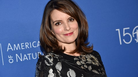 """<p>               FILE - In this Nov. 21, 2019, file photo, actress Tina Fey attends the American Museum of Natural History's 2019 Museum Gala in New York. Fey says more than $115 million was raised toward supporting New Yorkers impacted by COVID-19 during a virtual telethon. A tearful Fey said """"Thank you, thank you"""" in reaching the dollar amount as host of the Rise Up New York! event Monday, May 11, 2020. (Photo by Evan Agostini/Invision/AP, File)             </p>"""