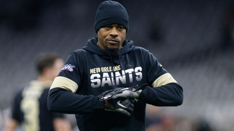 <p>               FILE - In this Nov. 24, 2019, file photo, New Orleans Saints wide receiver Ted Ginn Jr. (19) warms up before an NFL football game against the Carolina Panthers in New Orleans. The Chicago Bears have signed wide receiver Ted Ginn Jr. to a one-year contract, the team announced Monday, May 4, 2020. A 13-year veteran who has played in Super Bowls with San Francisco and Carolina, Ginn caught 30 passes for 421 yards and two touchdowns with New Orleans last season.(AP Photo/Butch Dill, File)             </p>