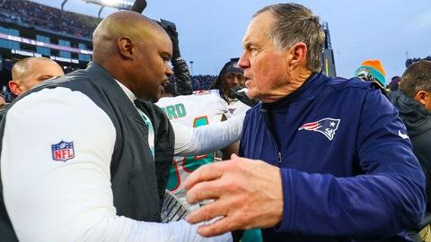 New England Patriots (-7) vs. Miami Dolphins