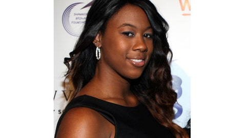 "<p>               FILE - This Aug. 18, 2012 file photo shows Jasmine Jordan, daughter of Chicago Bulls basketball great Michael Jordan, at the Shannon Brown Wood-Star Foundation Dinner in Chicago. Jordan is getting an intimate look into the psyche of her heralded father, Michael, just like the rest of the world. The 27-year-old wasn't born when her dad won the first two of his six championships with the Chicago Bulls, so like many watching ""The Last Dance,"" there are some things she's learning for the first time. (Photo by Arnold Turner/Invision/AP, File)             </p>"