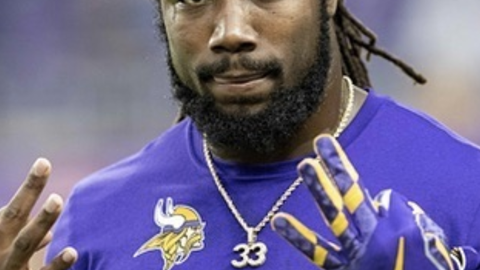 Dalvin Cook, Vikings running back