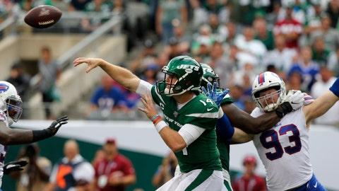 New York Jets (+7) at Buffalo Bills