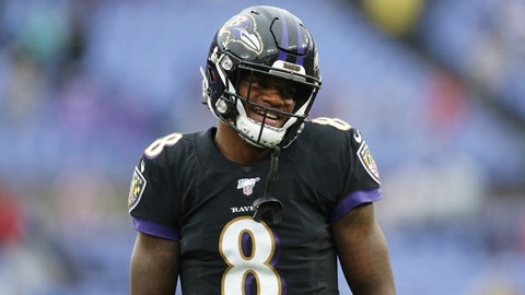 Baltimore Ravens (-1) vs. Tampa Bay Buccaneers