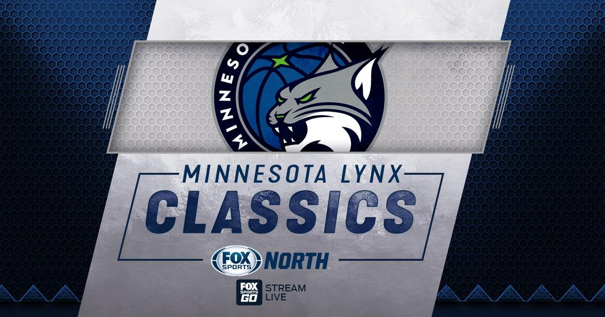 FOX Sports North announces 'Lynx classics' broadcast schedule