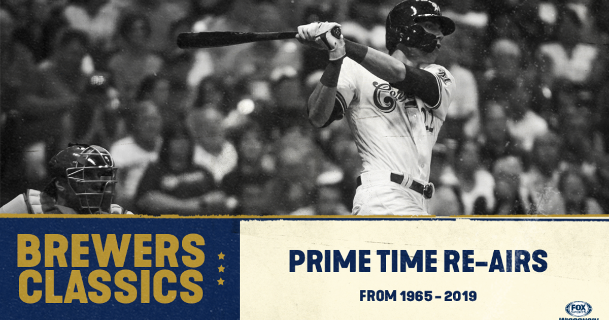 FOX Sports Wisconsin announces additional 'Brewers classics' games in May