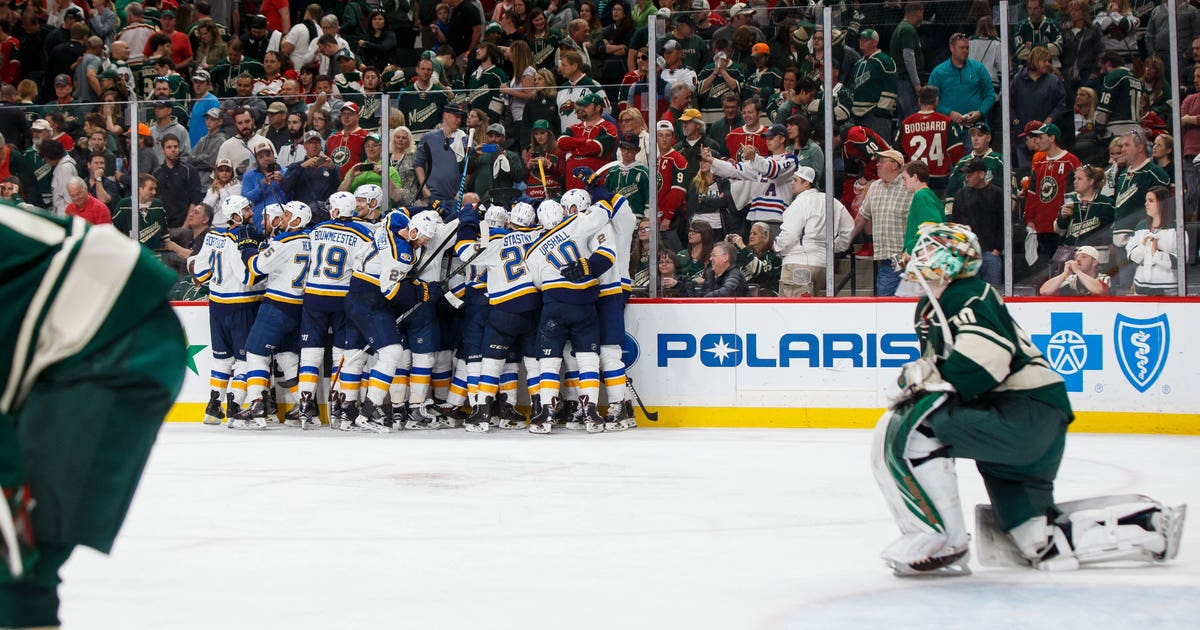 2017 Blues-Wild series to air on FOX Sports Midwest