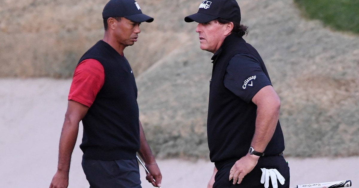 The Match: Why we're betting on Phil Mickelson and Tom Brady thumbnail