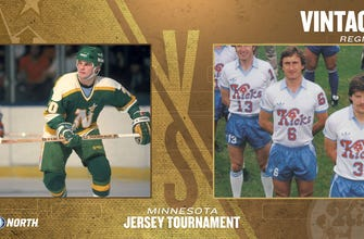 VOTE: Jersey tournament — (1) North Stars - green vs. (16) Kicks