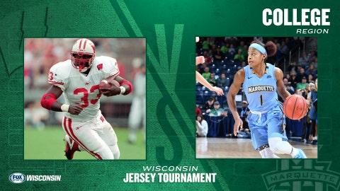 Wisconsin College 4 vs. 13