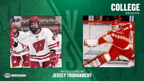 Wisconsin College 6 vs. 11