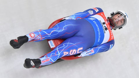 "<p>               FILE - In this Nov. 24, 2019, file photo, United States's Chris Mazdzer speeds down the course during his first run at the men's luge World Cup race in Igls, Austria. The International Luge Federation is still planning for a full 10-race international season this fall and winter, though has yet to say what protocols will be added to deal with the coronavirus. ""I really think it's going to come down to just creating a safe environment, having people be comfortable and taking the right safety precautions,"" said Olympic silver medalist Chris Mazdzer, the longtime USA Luge slider and the athletes' representative on the FIL Executive Board.  (AP Photo/Kerstin Joensson, File)             </p>"