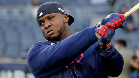 <p>               FILE - In this Oct. 4, 2019, file photo, Minnesota Twins third baseman Miguel Sano prepares to take batting practice before Game 1 of an American League Division Series baseball game against the New York Yankees, in New York. Minnesota Twins slugger Miguel Sanó told a Dominican Republic newspaper he's being blackmailed, having been accused of kidnapping and assault. The Twins said Thursday, June 18, 2020, they're aware of the report in El Nuevo Diario and still trying to gathering more information about the situation surrounding Sanó, who signed a three-year, $30 million contract in January and will move to first base if and when the 2020 season begins. (AP Photo/Seth Wenig, File)             </p>