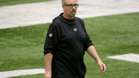 <p>               FILE - This May 23, 2019, file photo shows New York Jets defensive coordinator Gregg Williams during an NFL football team practice in Florham Park, N.J. Williams believes All-Pro safety Jamal Adams has the skills to be a Hall of Famer. Williams can only hope that Adams will keep displaying them in New York. (AP Photo/Seth Wenig, File)             </p>