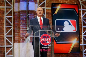 MLB will move draft to All-Star week starting in 2021