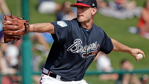 "<p>               FILE - In this March 4, 2019, file photo, Atlanta Braves' Grant Dayton pitches against the Houston Astros in the sixth inning of a spring baseball exhibition game in Kissimmee, Fla. Dayton is excited to driving north for the resumption of spring training with the Braves. He knows he will not be getting any more salary. ""It's going to be weird not getting a paycheck,"" he said. Dayton is among 11 players who received $286,500 in advances that are higher than their prorated pay. (AP Photo/John Raoux, File)             </p>"