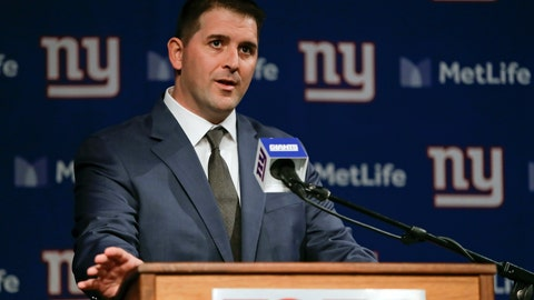 <p>               FILE - In this Jan. 9, 2020, file photo, New York Giants coach Joe Judge speaks during a news conference in East Rutherford, N.J. Since taking over as the New York Giants coach in January, Joe Judge has made the team and its welfare his main focus.  His approach to being the head guy for the first time was to be prepared, demanding, disciplined and ready to adjust. (AP Photo/Frank Franklin II, File)             </p>
