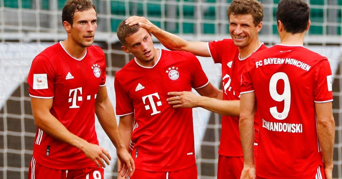 Bundesliga Top 5 Goals of Match Day 34 (VIDEO)