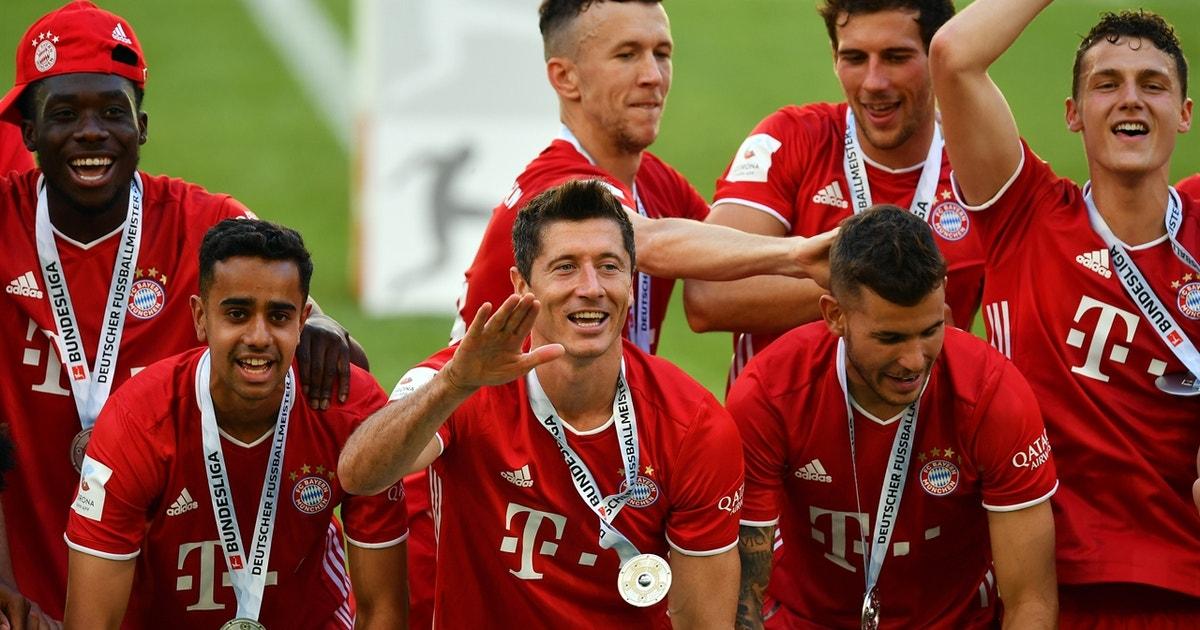 Bayern Munich beats Wolfsburg 4-0, lift Bundesliga trophy for eighth straight year (VIDEO)
