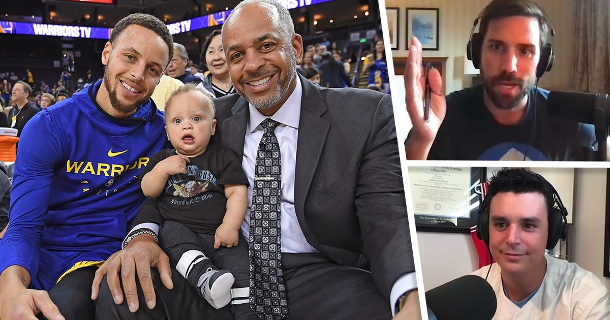 Top 5 College Basketball Father/Son Duos   Titus & Tate (VIDEO)