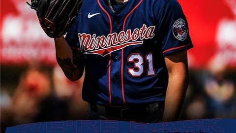 Devin Smeltzer, Twins pitcher