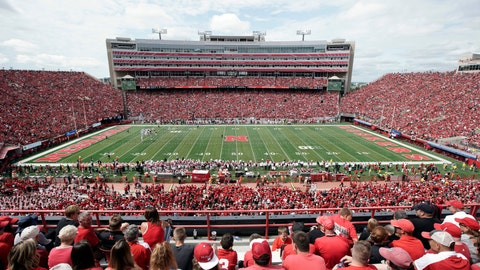 <p>               FILE- In this Aug. 31, 2019 file photo, Nebraska fans fill General Memorial Stadium in Lincoln, Neb., during an NCAA college football game between Nebraska and South Alabama. Faced with the possibility college football games will be played in stadiums with reduced capacities as a safeguard against coronavirus, athletic administrators at schools with high ticket demand are making plans to determine who gets a seat. This is a particularly painful task for athletic director Bill Moos of Nebraska, which has sold out every home football game since 1962. The Cornhuskers are a year-round passion in his state. The season ticket renewal rate for the 2020 season is a robust 93 percent. (AP Photo/Nati Harnik, file)             </p>
