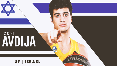 6. New York Knicks — Deni Avdija, SF, Israel (7)