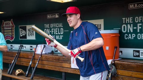 Trevor May, Twins reliever