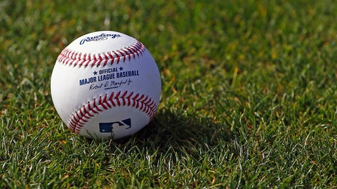 <p>               FILE - In this Feb. 17, 2017, file photo, a baseball is shown on the grass at the Cincinnati Reds baseball spring training facility in Goodyear, Ariz. Major League Baseball rejected the players' offer for a 114-game regular season in the pandemic-delayed season with no additional salary cuts and told the union it did not plan to make a counterproposal, a person familiar with the negotiations told The Associated Press. The person spoke on condition of anonymity Wednesday, June 3, 2020, because no statements were authorized. (AP Photo/Ross D. Franklin, FIle)             </p>