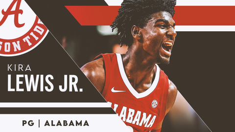 15. Orlando Magic — Kira Lewis Jr., PG, Alabama (15)