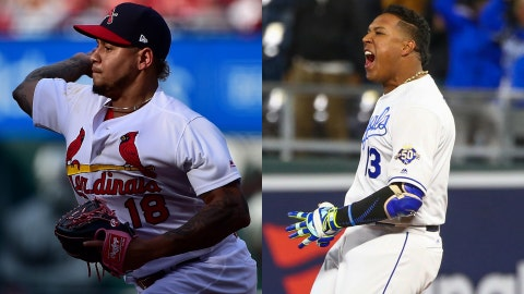 St. Louis Cardinals, Kansas City Royals, Carlos Martínez, Salvador Perez