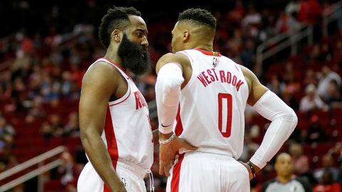 Beware the high-variance Houston Rockets