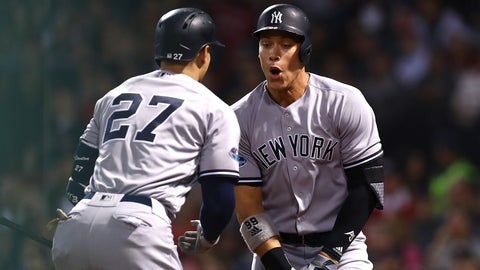 The Yankees are healthy and absolutely loaded