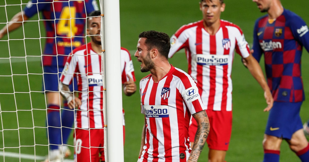 MATCHDAY: Atletico, Leicester look to cement European places